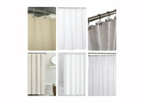 Non Toxic Shower Curtain And Liner