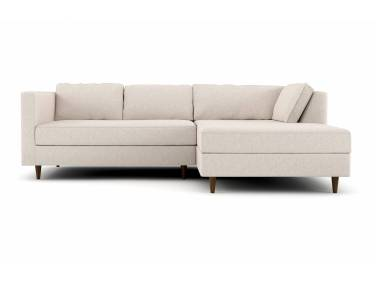 Non Toxic Sofa - Stem Mota Apartment Bumper Sectional