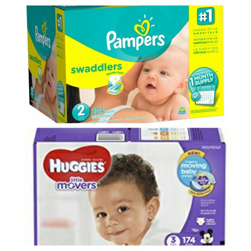 Huggies And Pampers Ingredients review