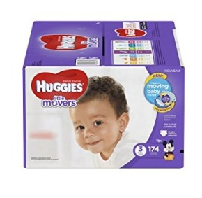 Huggies Disposable Diapers