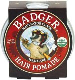 Non Toxic Hair Pomade - Badger Man Care Hair Pomade