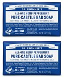 Non Toxic Soap - Dr Bronner's Pure-Castile Bar Soap