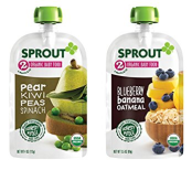Organic Baby Food - Sprout Organic Baby Food