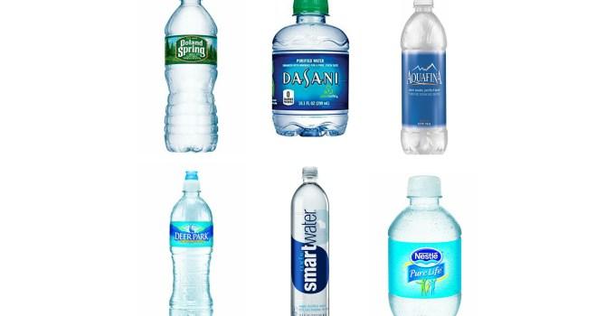 Safe Bottled Water brands