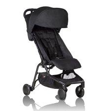 Non Toic Strollers - Mountain Buggy Nano Stroller