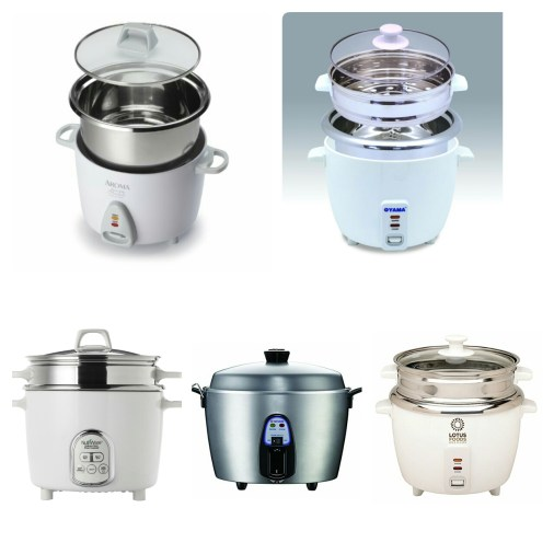 Non Toxic Rice Cookers