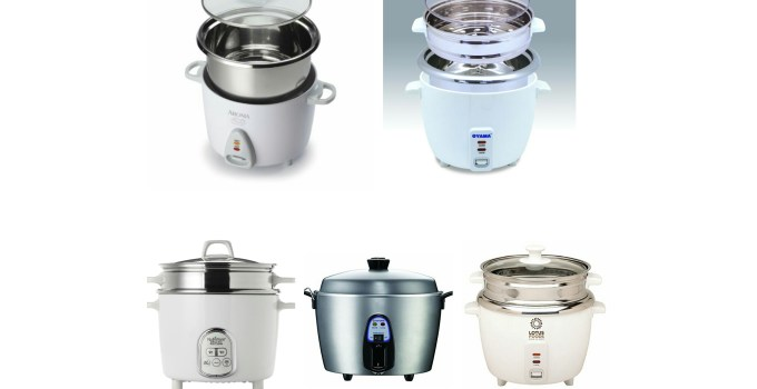 Safe Non Toxic Rice Cookers