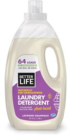 Natural Laundry Detergent - Better Life Natural Laundry Detergent