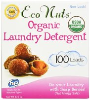 Natural Laundry Detergent - Eco Nuts Organic Laundry Detergent
