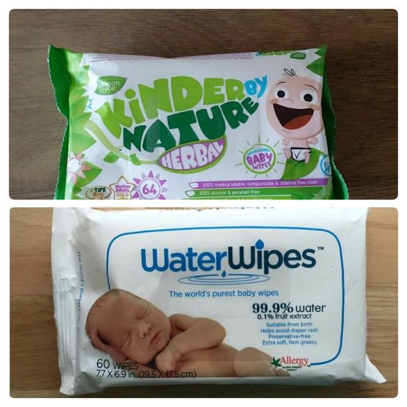 WaterWipes VS Jackson Reece Wipes