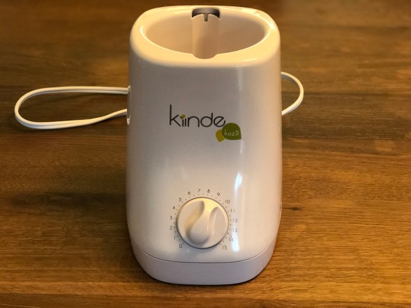 Kiinde Kozii Bottle Warmer Review - Kiinde Kozii Bottle Warmer