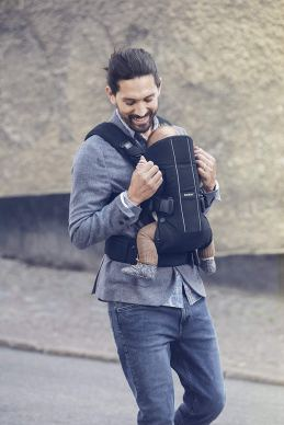 Organic Baby Carriers - Baby Bjorn Baby Carrier One