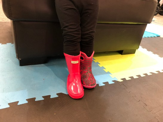 Toddler Shoes -Hunter boots and Bogs boots