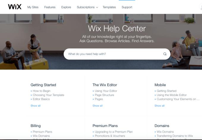 Wix VS WordPress - Wix Help Center