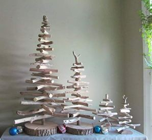 Non Toxic Christmas Tree - Drifting Concepts Driftwood Christmas Tree