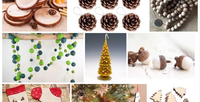 Organic Non Toxic Christmas Decorations