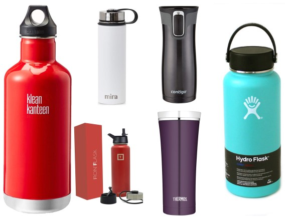 Non Toxic Travel Mugs And Water Bottles