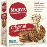 Healthy Snacks For Kids - Mary's Gone Crackers Original Crackers