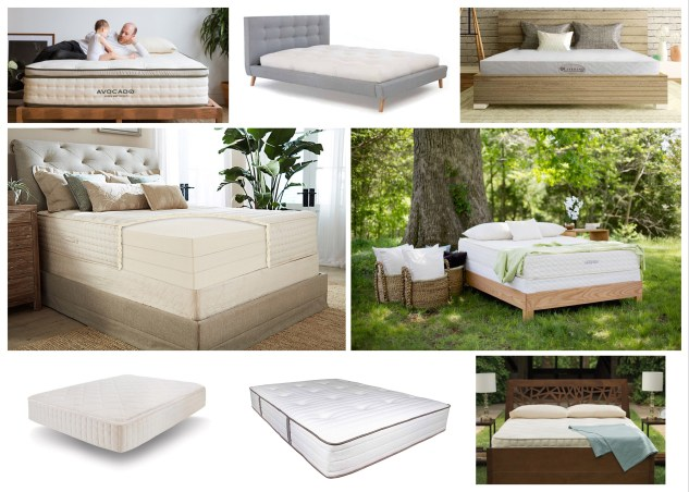 Organic Latex Mattress - Non Toxic Organic Latex Mattress