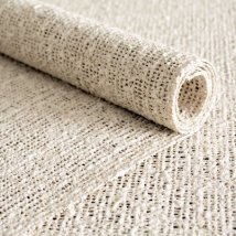 Non Toxic Rug Pad - Rug Pad USA Nature's Grip Jute and Natural Rubber Rug Pad