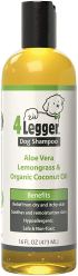 Non Toxic Dog Gifts - 4Legger USDA Certified Organic Dog Shampoo