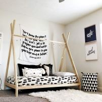 Non Toxic Gifts For Preschoolers - Purveyor 15 Twin Sized TeePee bed