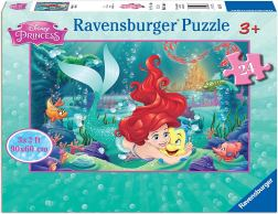 Non Toxic Gifts For Preschoolers - Ravensburger Hugging Arielle (24 Piece) Puzzle