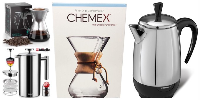 Non Toxic Coffee Maker - Which coffee makers are plastic free?