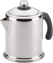 Non Toxic Coffee Maker - Farberware Classic Yosemite Stainless Steel Coffee Percolator