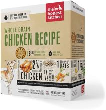 Organic Dog Food - The Honest Kitchen Human Grade Dehydrated Organic Whole Grain Dog Food