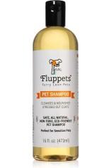 Organic Dog Shampoo - Fluppets Certified Organic Pet Shampoo