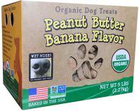 Organic Dog Treats - Wet Noses All Natural Organic Dog Treats