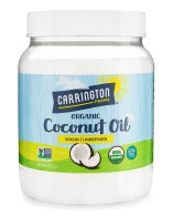 Healthy Cooking Oil - Carrington Farms Organic Virgin Coconut Oil
