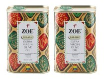 Healthy Cooking Oil - ZOE Organic Extra Virgin Olive Oil