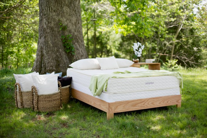 Organic Latex Mattress - Savvy Rest