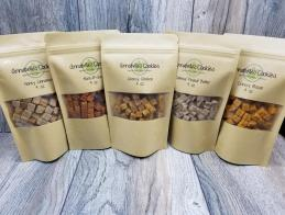 Non Toxic Dog Gifts - Handmade Gourmet Dog Training Treats