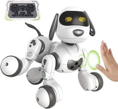 Non Toxic Gifts For Preschoolers - Feltom Remote Control Robot Dog