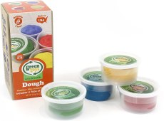 Non Toxic Gifts For Preschoolers - Green Toys Dough 4 Pack Activity Set