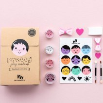 Non Toxic Gifts For Preschoolers - Non Toxic Gifts For Preschoolers - All Natural Kids Pretty Play Makeup Nisha Goody Pack