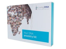 Genetic Testing - Living DNA Ancestry Genetic Testing