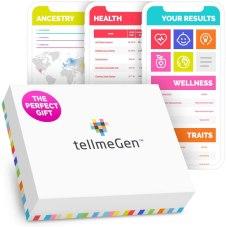 Genetic Testing - TellmeGen Genetic Testing Kit