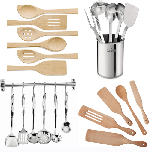 Non Toxic Cooking Utensils