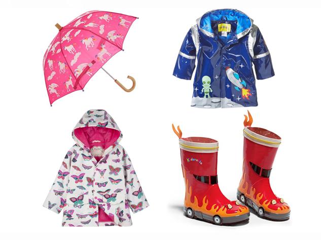 Non Toxic Kids Rain Gear