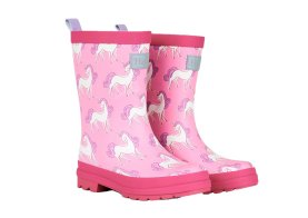 Non Toxic Rain Boots For Kids - Hatley Girls' Printed Rain Boots