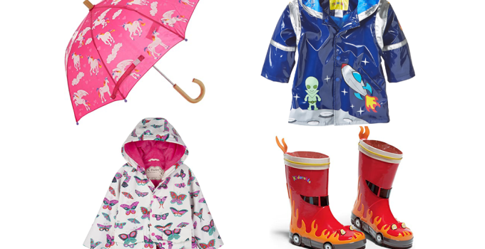 Safe Non Toxic Kids Rain Gear