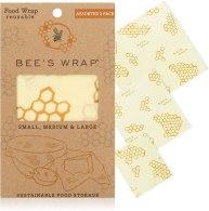 Non Toxic Food Wrap - Bee's Wrap