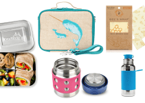 Non toxic kids lunch bag