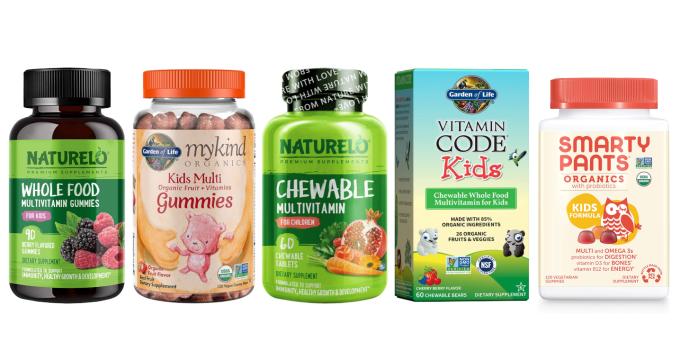 Organic Kids Multivitamin