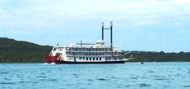 13) Showboat Branson Belle on Table Rock Lake