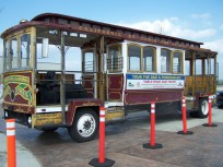 8) Ride the San Francisco Trolley for Tour of the Dam